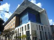 English: The Norman Hackerman Building at the University of Texas at Austin.