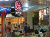 English: Ben & Jerry's branch at United Square Mall, Singapore.