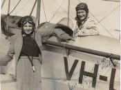 Jocelyn Howarth and Nancy Bird, ca. 1930-33 / by unknown photographer