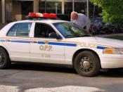 O.P.P.-Policecar in Toronto