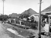 Internment in Batavia during the Japanese occupation
