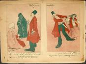 Criticism about the Azeri society tradition from domestic violence to the social and political participation of women in community