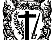 Seal for the Tribunal of the Holy Office of the Inquisition in Spain.