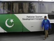 India Pakistan Bus @ Wagha Border, Punjab INDIA
