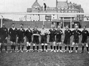 Russian Empire Football Team