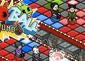 Habbo virtual world and social networking service for teenagers