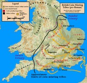 British Coin-Minting Tribes (pre Roman)