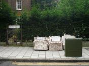 Sofa layoff at number 10