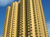 A block of HDB flats along Bukit Batok West Avenue 5