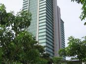 The HDB Hub at Toa Payoh, headquarters of the Housing and Development Board of Singapore.