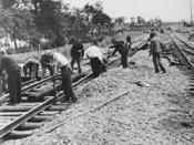 Buchenwald Forced Labor Railroad 85872