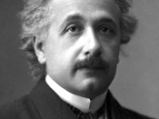 English: Albert Einstein, official 1921 Nobel Prize in Physics photograph. Français : Albert Einstein, photographie officielle du Prix Nobel de Physique 1921.