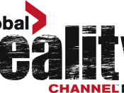 Logo of the Global Reality Channel