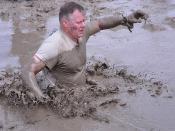 Spartan mud pit