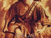 The Last of the Mohicans (1992 film)