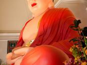 Statue of Gautama Buddha