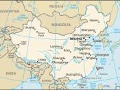 China-CIA WFB Map