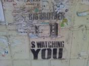 English: Big Brother Orwell