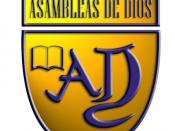 This is a logo for Assemblies of God in Latin American very countries use this logo, but the principal is Mexico. This image its of the public domain, because is a religious association. The permisson is in artículo 14 fracción VII de la Ley Federal del D