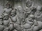 7 Lucky Gods of japan