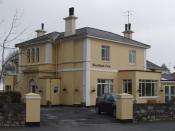 English: Woodland Park Nursing Home, Babbacombe On Babbacombe Road. There are many nursing homes in the area.