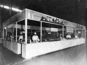 Exhibit identified only as being at the ''milk show, 1919,'' and presented by the ...