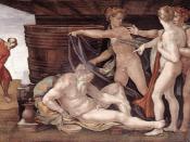 Drunkenness of Noah