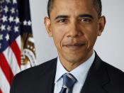 Official photographic portrait of US President Barack Obama (born 4 August 1961; assumed office 20 January 2009)
