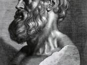 Considered a father of Western medicine, Hippocrates advocated the healing effects of food.