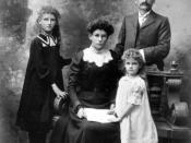 English: Lorenz family members.