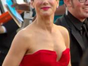Actress Sandra Bullock at the 83rd Academy Awards.