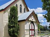lutheran church boonah
