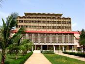 English: The National Museum of Pakistan, in Karachi. اردو: قومی عجائب گھر پاکِستان