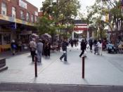 English: Cabramatta shops