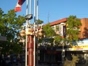 Freedom Plaza, Cabramatta