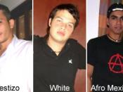 Mexicans different races