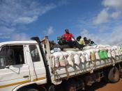 public transport Muidumbe - Mueda