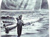 Illustration for the poem