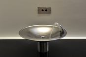 English: A sensor based automated drinking fountain