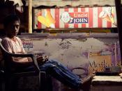 Uncle John & The Ice Cream Boy!!!