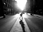 Ofxord Street Sunrise (Explored #19)