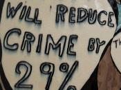 Grayson Perry : This pot will reduce crime by 29 % (2007)