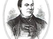 English: Engraving of Tom Paddock, champion English pugilist, from a 19th century edition of the Oxford Dictionary of National Biography.
