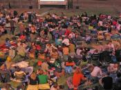 English: Tropfest short film festival at Howard Park and MadFish Wines, Margaret River, Western Australia.