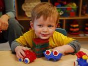 Child Development Center - U.S. Army Garrison Humphreys, South Korea - 8 March 2013