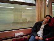 John Sleeping