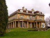 English: Headington Hill Hall, Oxford Brookes University
