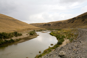 Murat River in Turkey.