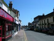 Hailsham, East Sussex, England.
