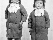 Brothers Eugene and Aubrey Levy, possibly in San Francisco